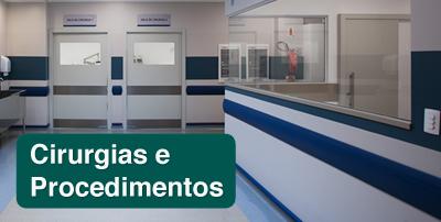 Cirurgias e Procedimentos